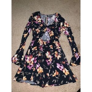 Kendall & Kylie Belle Sleeved Dress